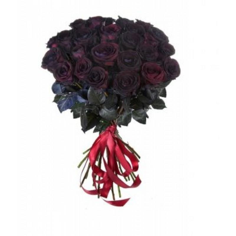 Чары черных роз
