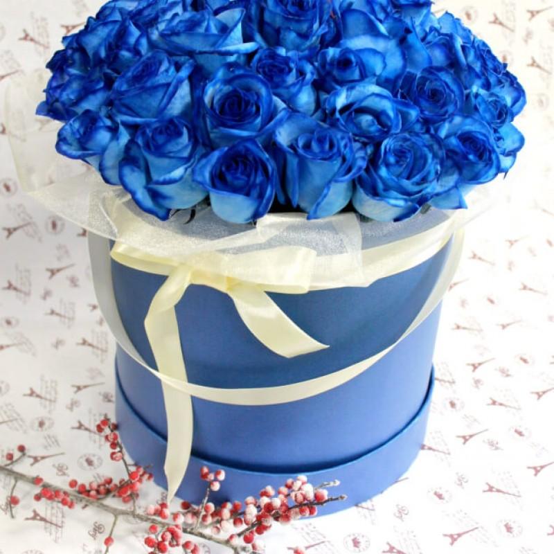 Синее в синем