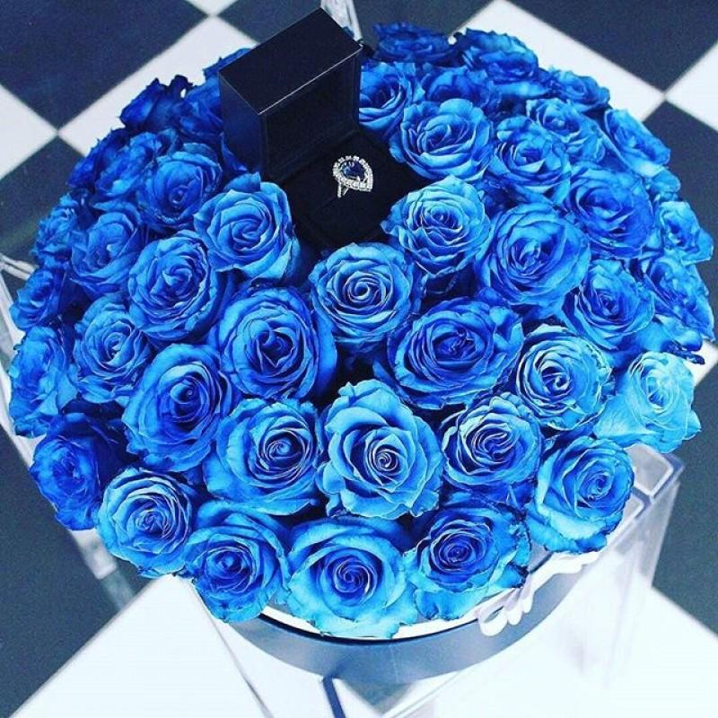 Синяя магия любви