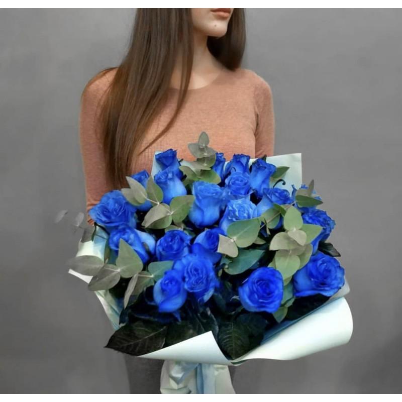 Цвет настроения - синий!