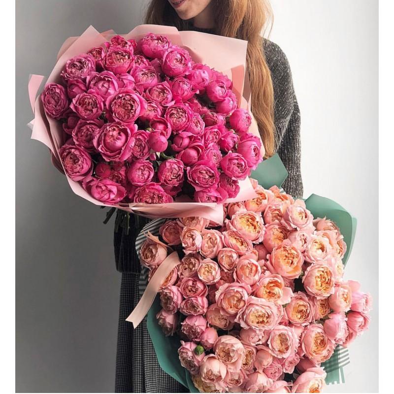 Кустовая роза Джульетта