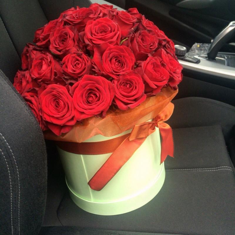 Твой любимый красный цвет!
